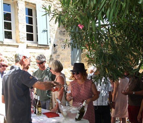 En 2018 Vin Côté Cours s'installe à Saint Victor des Oules
