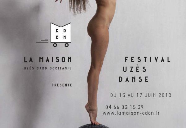 Uzès danse – édition 2018