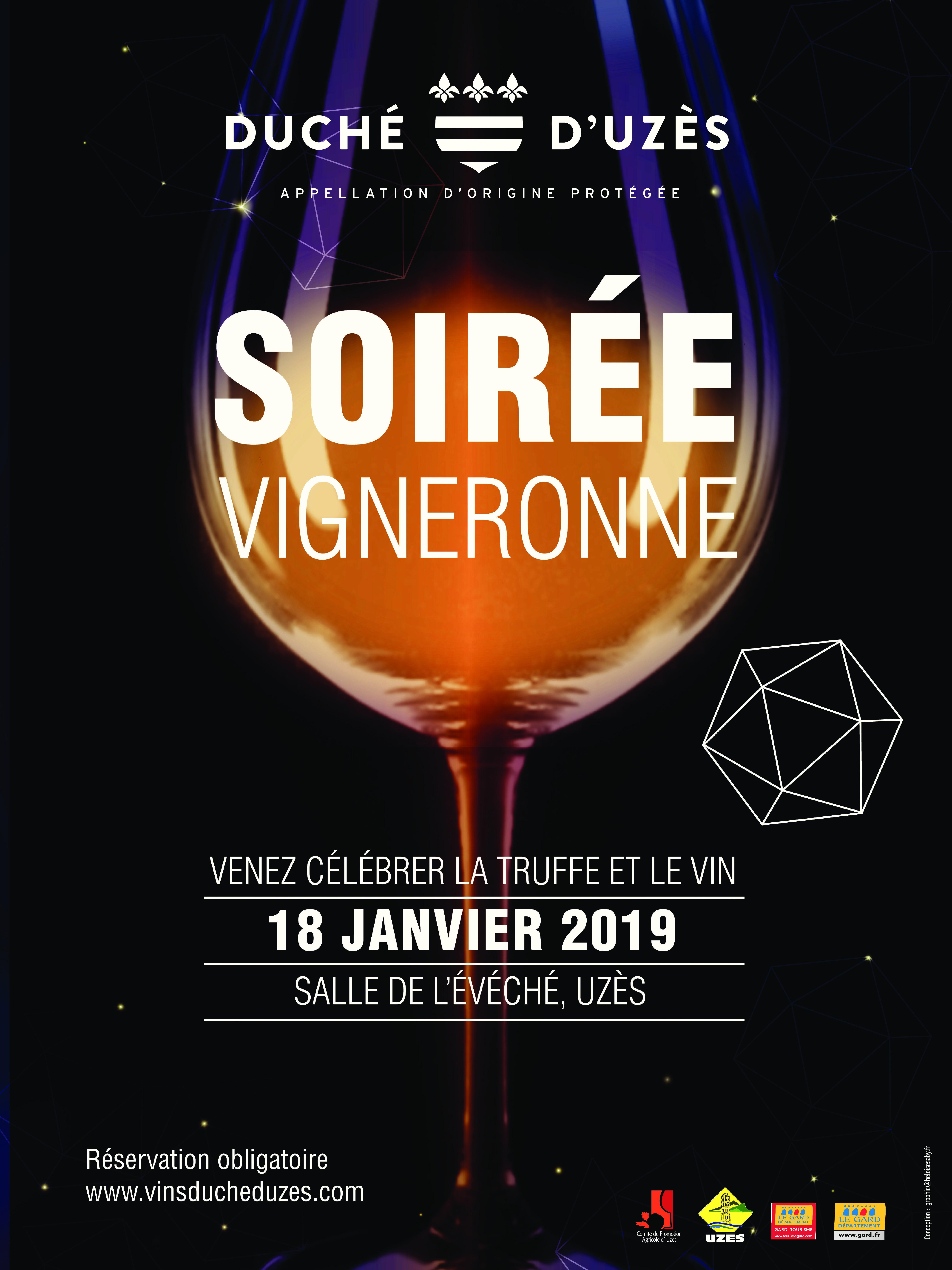 La Soirée Vigneronne 2019, un millésime gourmand…