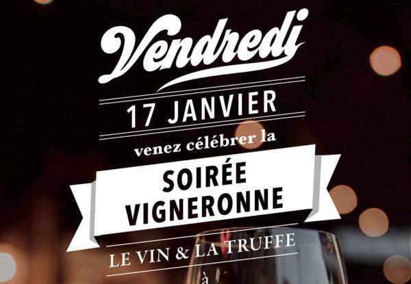Soirée Vigneronne 2020 en approche !